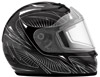 CHOKO FULL FACE GRAPHIC SNOW HELMET w/Dual Lens Shield (2016)