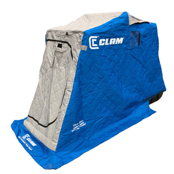 Clam Scout XL Thermal Flip Over Shelter