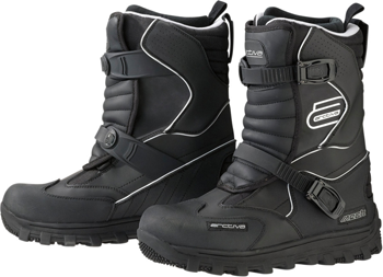 ARCTIVA MECH BOOT (2017) - Black