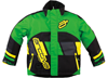 ARCTIVA Youth COMP JACKET (2017) - Green-Yellow