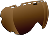 509 AVIATOR Goggle Lens - Bronze Mirror / Smoke