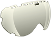 509 AVIATOR Goggle Lens - Chrome Mirror / Yellow Tint