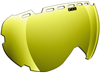 509 AVIATOR Goggle Lens - Gold Mirror / Yellow Tint