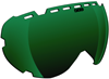 509 AVIATOR Goggle Lens - Green Mirror / Rose  Tint