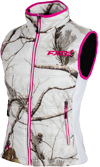 FXR Women's BLOCK HEATER VEST - CAMO (2015)