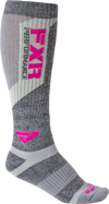 FXR Women's BOOST PERFORMANCE SOCK 2-PAIR (2018)