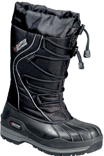 BAFFIN Women's ICEFIELD BOOT (2017) - Black