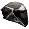 BELL RACE STAR HELMET - TRACER - Matte Black-Grey