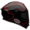 BELL STAR HELMET - PACE BLACK-RED