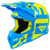 FXR YOUTH BOOST CLUTCH HELMET (2019)