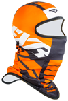 FXR BOOST BALACLAVA (2018) - Orange-Black