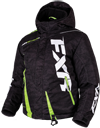 FXR YOUTH BOOST JACKET (2016)