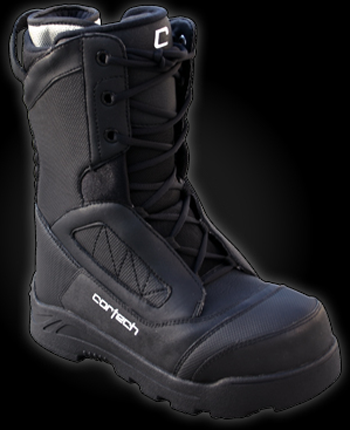 CORTECH CASCADE SPORT SNOW BOOT (2015) - Black