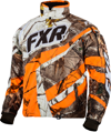 FXR COLD CROSS JACKET - CAMO (2016)
