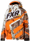 FXR Child Cold Cross Camo Jacket