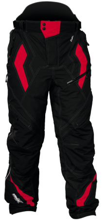 CASTLE X Fuel G4 Pant - Red