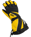 CASTLE X CR2 GLOVE - Yellow