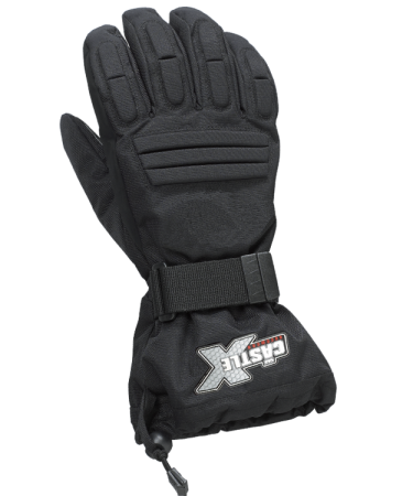 CASTLE X Youth PLATFORM GLOVE (2018) - Black