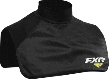 FXR COLD STOP CHEST WARMER (2018) - Black