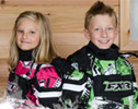 Youth Snowmobile Clothing