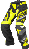 FXR COLD CROSS RACE READY PANT (2018)