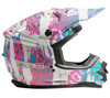 DSG GMAX GM76X COLDWEATHER HELMET - MULTI LEOPARD (2018) by Divas Snow Gear