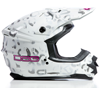 DSG GMAX GM76X COLDWEATHER HELMET - WHITE LEOPARD (2018) by Divas Snow Gear