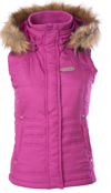 DSG HOODED VEST by Divas Snow Gear