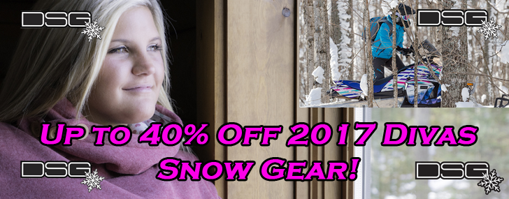 Quality DIVAS SNOW GEAR Snowmobile Gear