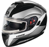 CASTLE X ATOM SV TARMAC MODULAR SNOW HELMET W/ELECTRIC SHIELD (2019)
