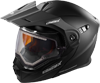 CASTLE X EXO-CX950 MODULAR DUAL-SPORT HELMET w/ELECTRIC SHIELD (2017)