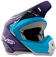 EVS T5 GP MX Helmet - Purple