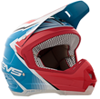 EVS T5 GP MX Helmet - Red / Blue
