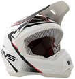 EVS T5 GP MX Helmet - White