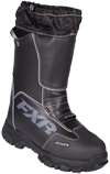 FXR Women's EXCURSION BOOT (2018) - Black-Ops