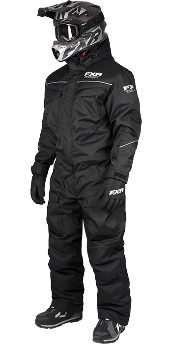 FXR Excursion Monosuit - Black