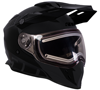 509 DELTA R3 2.0 HELMET - BLACK OPS w/ELECTRIC SHIELD (2019)