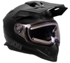 509 DELTA R3 2.0 HELMET - MATTE OPS w/ELECTRIC SHIELD (2019)