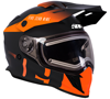 509 DELTA R3 2.0 HELMET - ORANGE w/ELECTRIC SHIELD (2019)