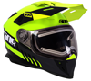 509 DELTA R3 2.0 HELMET - HI-VIS w/ELECTRIC SHIELD (2019)