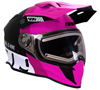 509 DELTA R3 2.0 HELMET - PINK w/ELECTRIC SHIELD (2019)