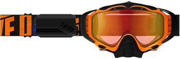 509 SINISTER X5 IGNITE HEATED GOGGLE (2019) - Particle Orange
