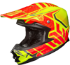 HJC FG-X GRAND DUKE SNOCROSS HELMET (2016)