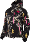 FXR Women's FRESH JACKET - CAMO (2015)