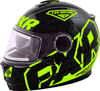 FXR FUEL MODULAR HELMET w/ELECTRIC SHIELD (2015)