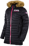 FXR Women's FUZE LONG DOWN JACKET (2015)