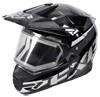 FXR FX-1 TEAM HELMET w/DUAL LENS SHIELD (2017)