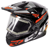 FXR FX-1 TEAM HELMET w/ELECTRIC SHIELD (2017)