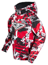 FXR YOUTH PHASE SOFTSHELL HOODIE