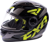 FXR Youth NITRO HELMET w/DUAL LENS SHIELD (2016)
